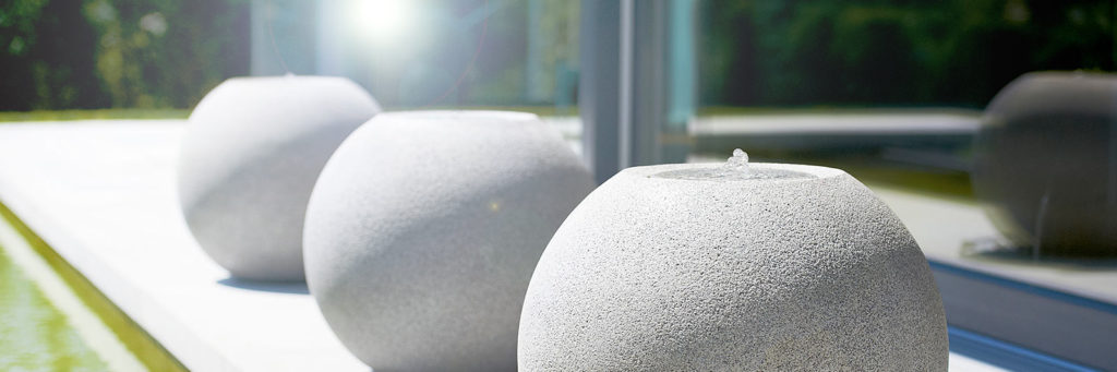 Đài phun nước Composite Esteras